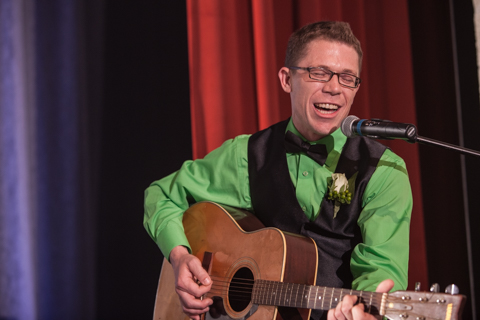 BAC, bowties, green, movie, paul, stage, theatre-39